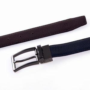 Gunmetal Belt 1