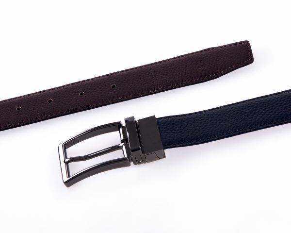 Gunmetal Belt 1