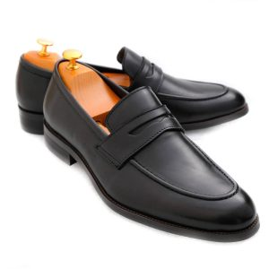 Henry Loafers Black 1