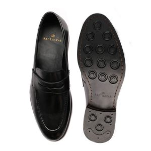 Henry Loafers Black 2