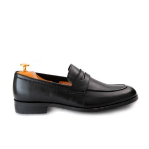 Henry Loafers Black Side