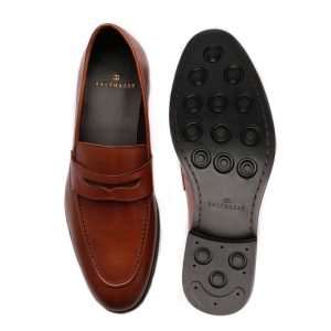 Henry Loafers Brown 2