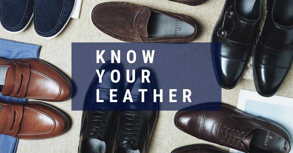 Journal Know Your Leather