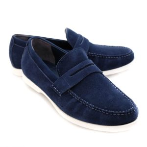 Leroy Loafers Blue 1
