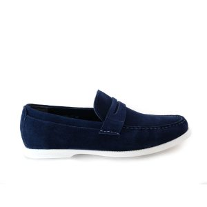 Leroy Loafers Blue Side