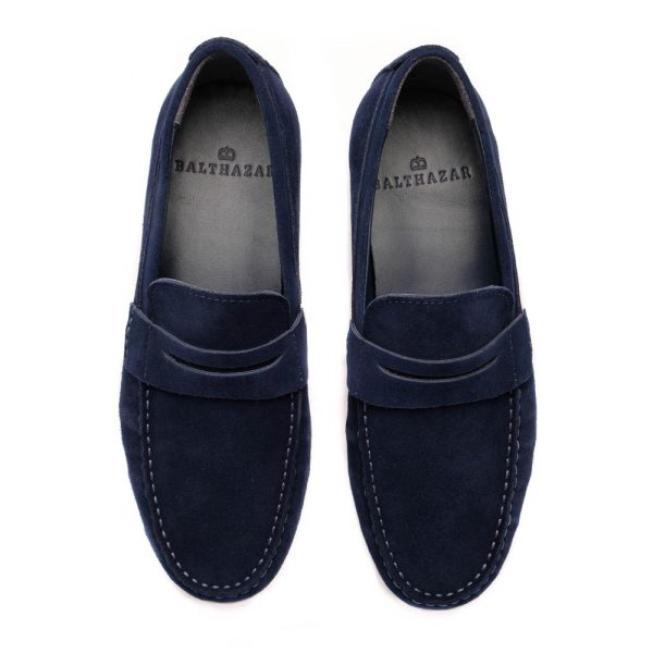 Leroy Loafers Blue Top