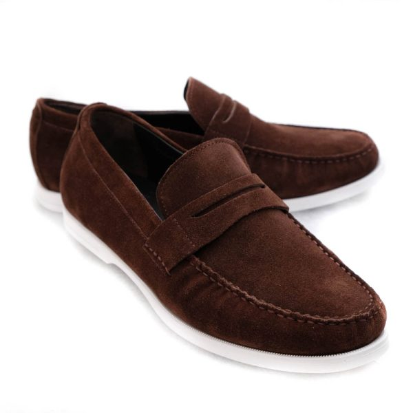 Leroy Loafers Brown 1