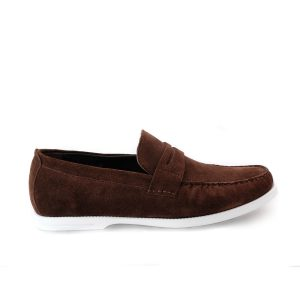 Leroy Loafers Brown Side