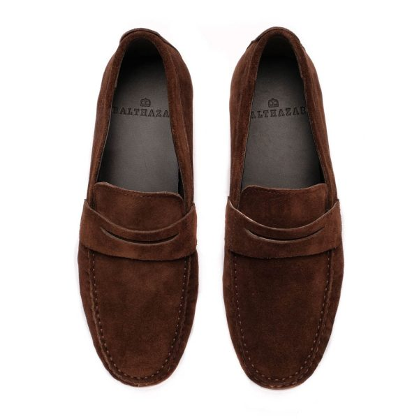 Leroy Loafers Brown Top