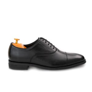 Oxford Shoes Black-Side