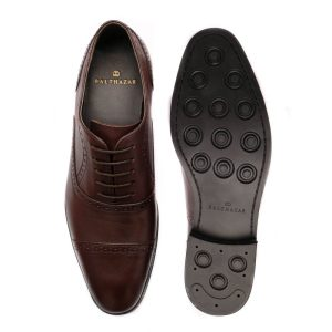 Semi Brogue Brown 2
