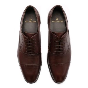 Semi Brogue Brown Top