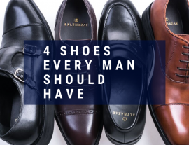 Creating the perfect shoes wardrobe