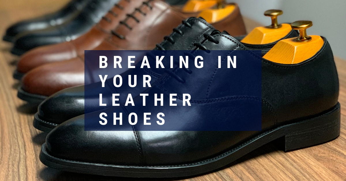 Journal breaking In Your Leather Shoes
