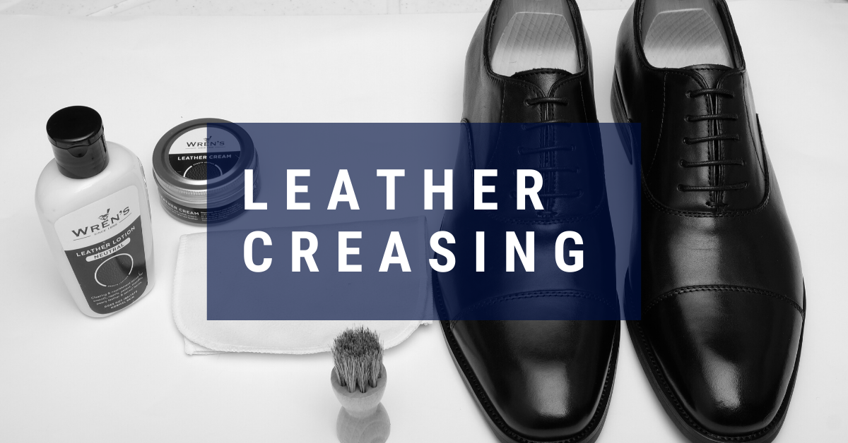 Journal Leather Creasing