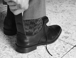 Leather Creasing 3