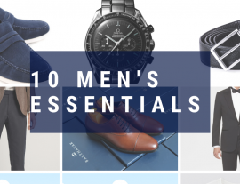 10 men's essentials 1